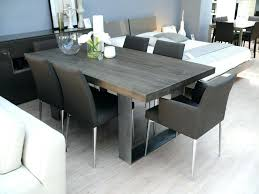 captains chairs dining room intended for your house outstanding grey wood table design 10