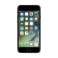 Apple Pre-Owned iPhone 7 with 32GB Memory Cell Phone (Unlocked) Jet Black 7  32GB JET BLACK RB - Best Buy