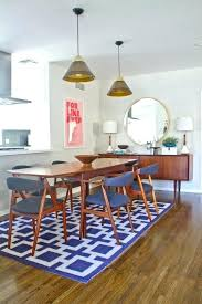 dining tables under dining table rugs rug round room what size attractive choosing for design