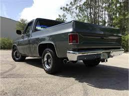 1983 Chevrolet C10 Silverado Pickup for Sale | ClassicCars.com ...