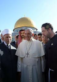 video pope francis in the first day the watchmen from during his to jeru m a city holy to three major religions pope francis met jewish and muslim religious leaders chief rabbis of and