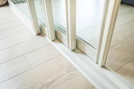 a stacker door vs a sliding door
