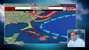 Bryan Norcross: Hurricane Elsa gets ...