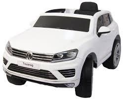 <b>Электромобиль Jiajia Volkswagen Touareg</b> - 8130023-2AR-WHITE ...