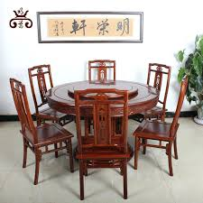 chinese rosewood round dining table lovely dining table abstract tree root marble