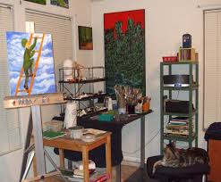 Home Art Studio Studio The Mystique Of The Artist Studio The Remodern Review