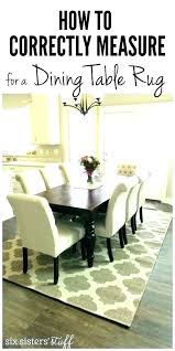dining room rugs size under table round dining table rug ideas dining room table rug ideas