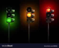 Design Traffic Light System Traffic Lamps