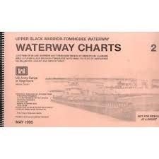Waterway Navigation Chartbook Black Warrior Tombigbee