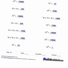 adding and subtracting rational expressions worksheet answers exponents worksheets powers of ten and scientific notation