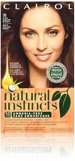 Clairol Natural Instincts Hair Color 30