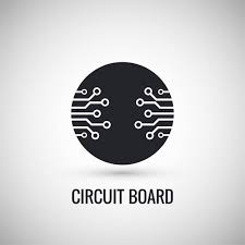 circuit board vectors photos and psd files technological logo