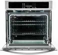 Gas Wall Ovens Reviews Kenmore 49513 30 Electric Single Wall Oven Reviewedcom Ovens