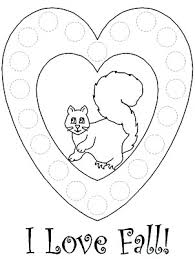 Here are some free multiplication coloring sheets for your kids. Autumn Bingo Dauber Coloring Pages Dot Art Worksheets Sumnermuseumdc Org