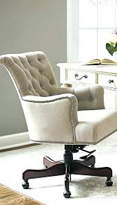 awesome upholstered desk chair with wheels inside without 3dmonte fantasy office on regard to 10