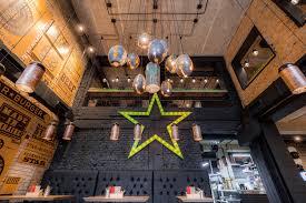 star design lighting. star burger design lighting