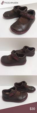 Camper Peu Brown Leather Suede Shoes Size 23 7 5 Camper