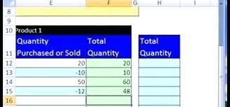 How To Create An Inventory Spreadsheet In Excel How To Create An Inventory Spreadsheet How To Create An Excel