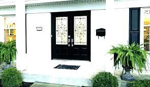 breathtaking entry door reviews co doors fiberglass front smooth pella