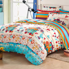 country colorful 100 cotton clearance teen girl bedding