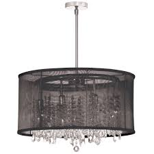 bohemian lighting. Dainolite 85302-PC Bohemian 8 Light Crystal Chandelier In Polished Chrome Lighting