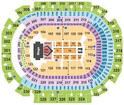 Backstreet Boys Seating Chart Interactive Seating Chart