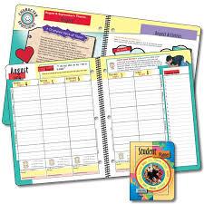 1090d Elementary Character Planner Elementary School