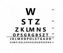 50 Printable Eye Test Charts Printable Templates