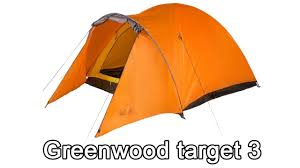 Отзыв о <b>палатке greenwood</b> target <b>3</b> и о магазине - YouTube