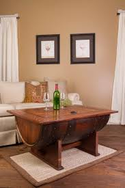 dining room table made in usa. charming wine barrel dining room table including coffee with distressed finish is made in usa of images c