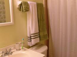 ... View Hanging Bathroom Towels Decoratively Cool Home Design Cool At Hanging  Bathroom Towels Decoratively Home Design ...