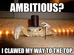 Fancy Crab memes | quickmeme via Relatably.com