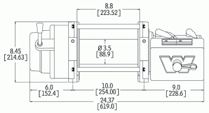 warn winch wiring diagram m12000 wiring diagram warn winch wiring diagram m8000 and schematic design
