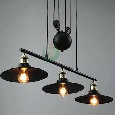 adjustable lighting fixtures. Retractable Ceiling Light Fixtures Industrial Pendant Lamp Lights Loft Pulley Adjustable Lighting G