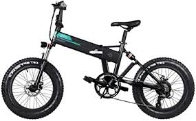 <b>FIIDO M1</b> Folding <b>Electric</b> Mountain <b>Bike</b> 250W Motor Shimano 7 ...