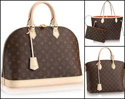 louis vuitton handbags. the 7 most popular handbags from louis vuitton