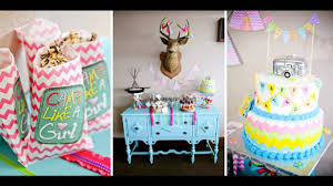 Teen birthday party theme ideas