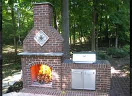 building outdoor fireplace how to build an outdoor brick fireplace construction diy outdoor fireplace you