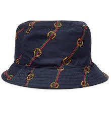 Gucci Bucket Hat Size Chart Reversible Printed Shell Bucket Hat