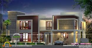 simple modern house. Wonderful Simple 4000 Square Foot House Plans One Story Inspirational Simple Modern  Elevation Inspirations Duplex Front Designs With