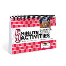 Facs Interior Design Lesson Plans 5 Minute Interior Design Activities