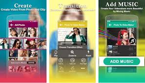 photo video maker apps with