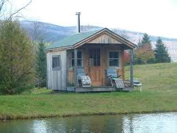 tiny house vermont. 10\u0027×16\u0027 Pond House For Sale In Vermont $5,500. \ Tiny
