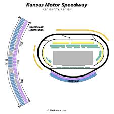 Kansas Speedway Kansas City Tickets Schedule Seating