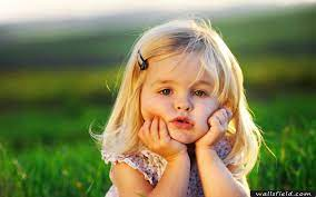 Cute baby girl wallpaper ...
