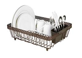 Kitchen Drying Rack For Sink Kitchen Organize Your Kitchen With Various Cool Dish Drainer