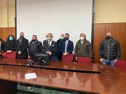 Napoli, visita a sorpresa del Ministro della Giustizia Bonafede al carcere  di Poggioreale e incontro con i rappresentanti sindacali della Polizia  Penitenziari