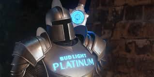Bud Light Platinum Commercial Actress Tides 4 Week Laundry Night Campaign Wraps Up With A Bud