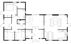 RoomSketcher Floorplans - House Floor Plan