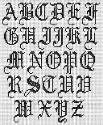 Cross Stitch Alphabet Patterns New 48 Best Simple Cross Stitch Alphabet Patterns Ideas